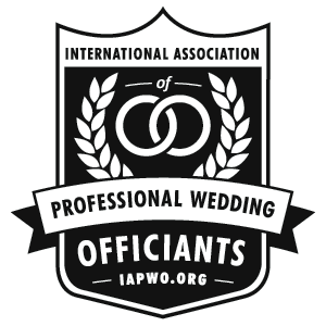 IAPWO Member - International Association of Professional Wedding Officiants
