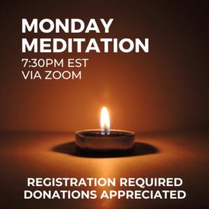 Monday Meditation