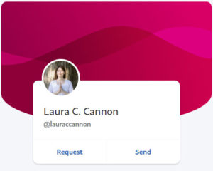 Donate via PayPal to Laura C. Cannon