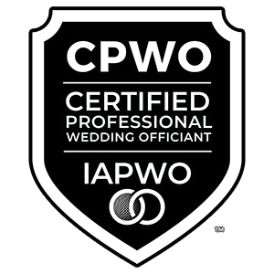CPWO - Certified Professional Wedding Officiant